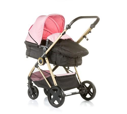 Детские коляски в Молдове chippolino Коляска sensi kkse11803pm розовый