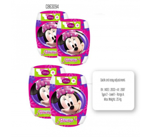 stamp c863094 Защита Мини маус