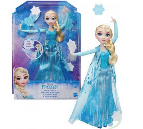 frozen b9204 Эльза, Запускающая Снежинки Рукой