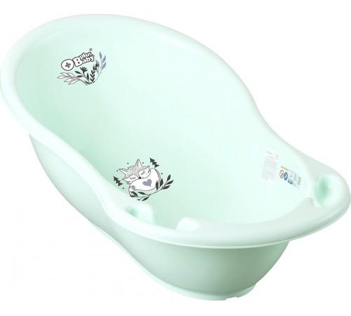 """tega baby Ванночка """"Лисёнок"""" pb-lis-004-105 (86 см.) зеленый"""