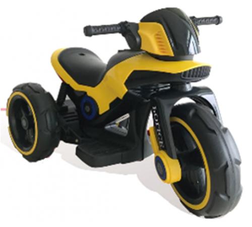 baby mix skc-sw-198 Мотоцикл на аккумуляторе жёлтый