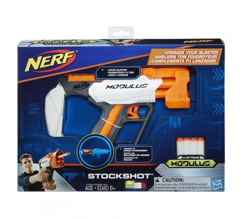 nerf c0389 modul blaster-accesoriu (blaster)