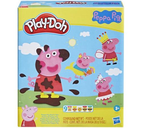 """Детскиймагазин в Кишиневе в Молдове play-doh f1497 Игровой набор """"Свинка Пеппа Стиль"""""""