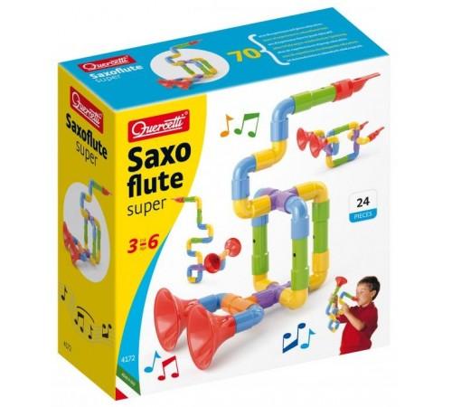 """quercetti 4172 constructor """"saxoflute"""" (24 el.)"""