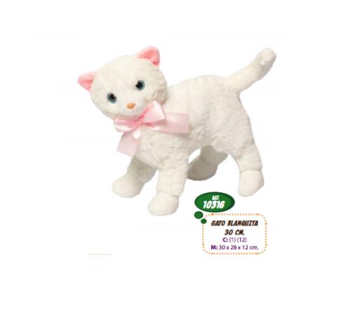 artesania beatriz 10316 Мягкая игрушка кошечка 30 см