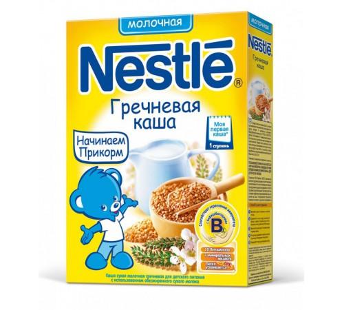 Детское питание в Молдове nestle Каша гречневая молочная (250 гр.) первая ступень