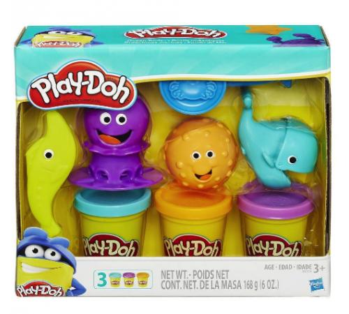 """play-doh b1378  Игровой Набор """"Подводный Мир"""""""
