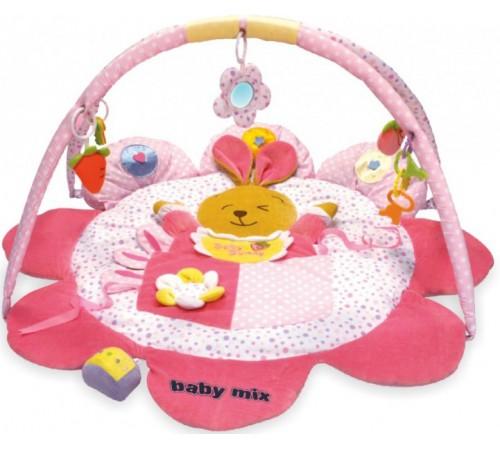 """Детскиймагазин в Кишиневе в Молдове baby mix 3133c Игровой развивающий коврик """"Кролик"""""""
