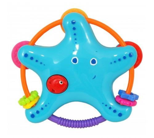"""Jucării pentru Copii - Magazin Online de Jucării ieftine in Chisinau Baby-Boom in Moldova baby mix kp-0599 zuruitoare """"stea de mare"""" cu oglindă"""