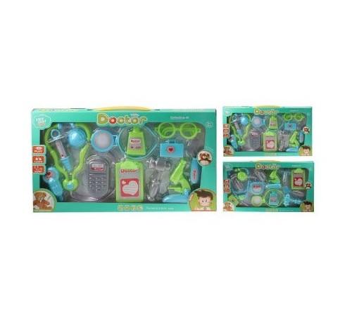 """Jucării pentru Copii - Magazin Online de Jucării ieftine in Chisinau Baby-Boom in Moldova op ДЕ05.216 set de joc """"doctor"""" in sort."""