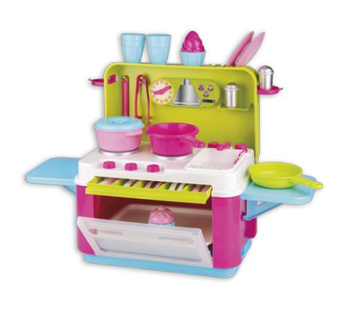 """Jucării pentru Copii - Magazin Online de Jucării ieftine in Chisinau Baby-Boom in Moldova androni 2000-0001 set de joc """"bucătărie"""""""