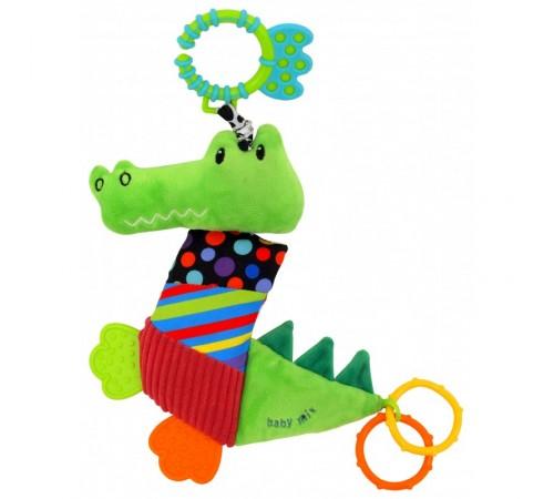 "Jucării pentru Copii - Magazin Online de Jucării ieftine in Chisinau Baby-Boom in Moldova baby mix  ef-te-8567-33 jucărie de pluș ""crocodil"""