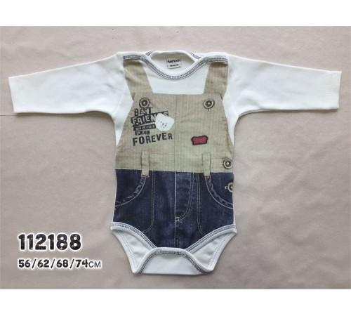 Одежда для малышей в Молдове twetoon baby 112188 Боди
