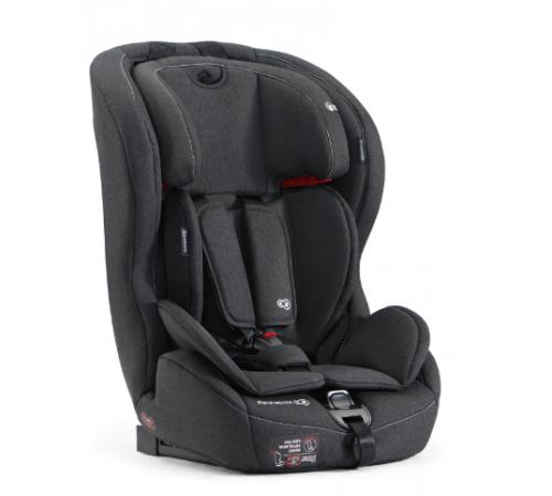kinderkraft Автокресло safety-fix  гр.1/2/3 (9-36 кг.) черный