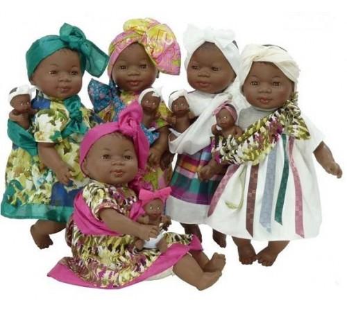 """Детскиймагазин в Кишиневе в Молдове nines Кукла """"maria con bebe"""" 1262 в ассортименте (45 см.)"""