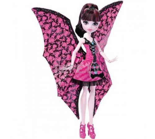 """monster high dnx65 Кукла """"Улетная Дракулаура"""""""