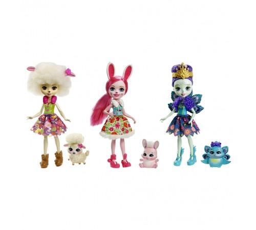 Набор из 3 кукол enchantimals