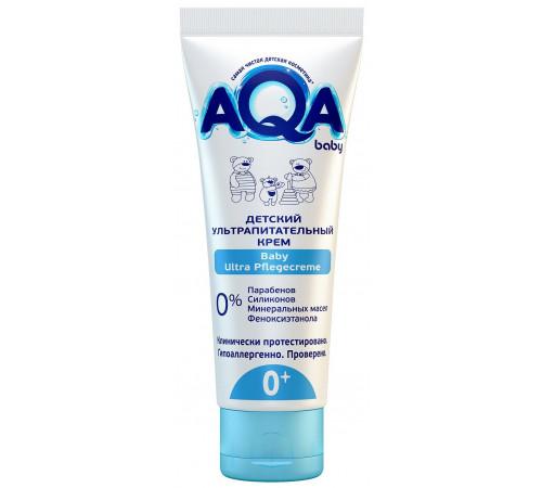 80.49 aqa baby cremă ultra-nutritivă pentru copii (75 ml.)