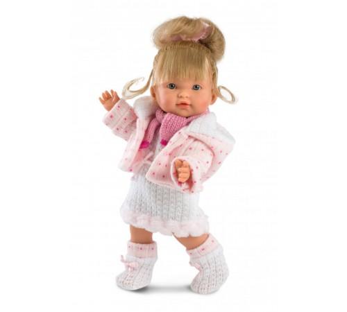Детскиймагазин в Кишиневе в Молдове llorens Кукла  valeria europea 28023