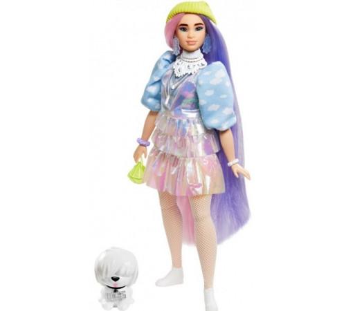 """barbie gvr05 Кукла Барби """"Экстра"""" в салатовой шапочке"""