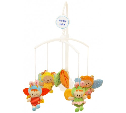 "Jucării pentru Copii - Magazin Online de Jucării ieftine in Chisinau Baby-Boom in Moldova baby mix tk/421m carousel de pluș ""albine"""