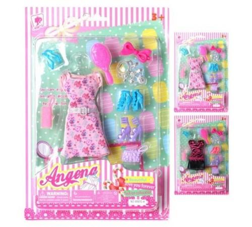 Детскиймагазин в Кишиневе в Молдове op ДЕ05.313 Набор одежды для куклы в асс.