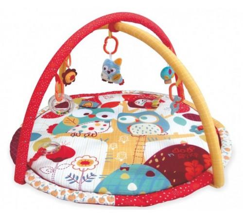 """baby mix tk/3367c-4992 Игровой развивающий коврик """"Сова"""""""