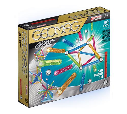 """geomag 531g Магнитный конструктор """"color glitter"""" (30 дет.)"""