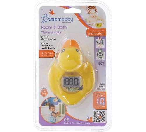 "dreambaby g321 termometru pentru baie "" rață """