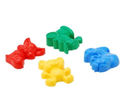 "Jucării pentru Copii - Magazin Online de Jucării ieftine in Chisinau Baby-Boom in Moldova colorplast 1166 set de nisip ""bebeluș"" nr.2."