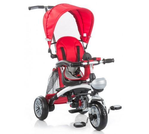 chipolino трицикл maverick trkma0167ri красный
