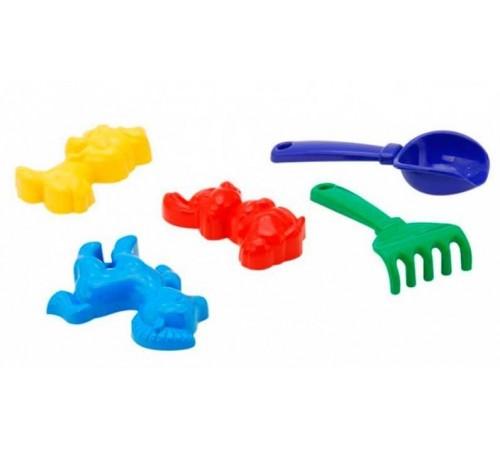 """Jucării pentru Copii - Magazin Online de Jucării ieftine in Chisinau Baby-Boom in Moldova colorplast 1005 set pentru nisip """"Колокольчик"""" in sort."""