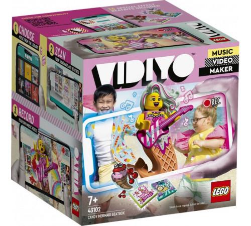 """lego vidiyo 43102 constructor """"beatbox caramel mermaid"""" (71 el.)"""