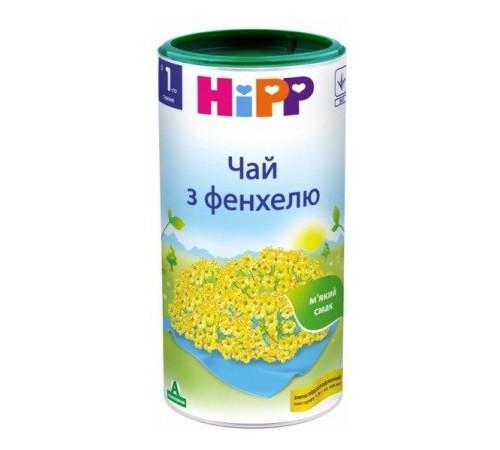 hipp 3777 Детский фенхелевый чай 200 гр. (1+)
