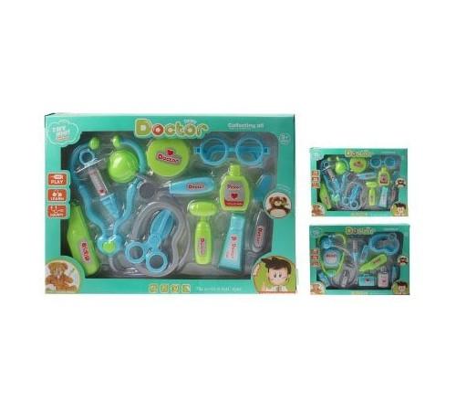 """Jucării pentru Copii - Magazin Online de Jucării ieftine in Chisinau Baby-Boom in Moldova op ДЕ05.215 set de joc """"doctor"""" in sort."""