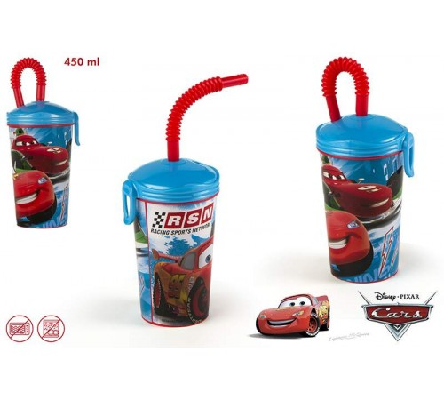 color baby 71734 cana sportiva 450 ml - cars