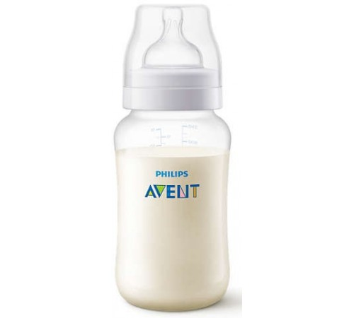 avent scf816/17 sticluta anti-colic 330 ml. (3 m. +) 1 buc.