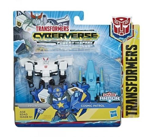 transformers e4219 Трансформер cyb spark armor battle class в асс.