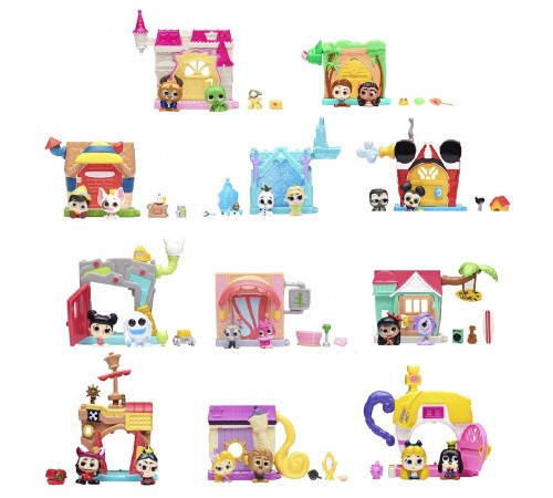 "Jucării pentru Copii - Magazin Online de Jucării ieftine in Chisinau Baby-Boom in Moldova disney doorables 69406 set cu mini-figure ""mini peek pack"" in sort."