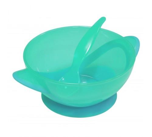 baby mix ra-d2-0611 blue Тарелочка