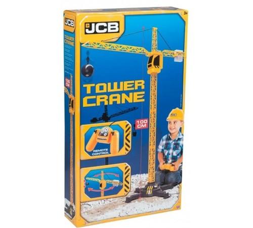 """Детскиймагазин в Кишиневе в Молдове teamsterz 1416417 Строительный кран на д/у с аксессуарами """"tz jcb tower rc crane"""""""