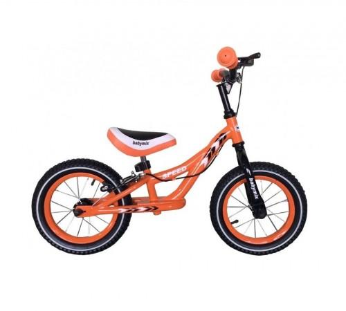 baby mix bicicleta ur-wb999p orange