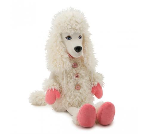 lucky doggy (orange toys)   Пудель Молли 25cм 7001/25