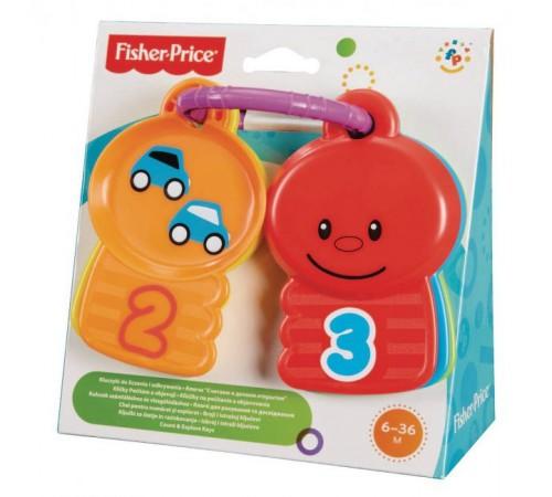 """Игрушки в Молдове fisher-price p y4294 Развивающие ключи """"Учимся считать"""""""