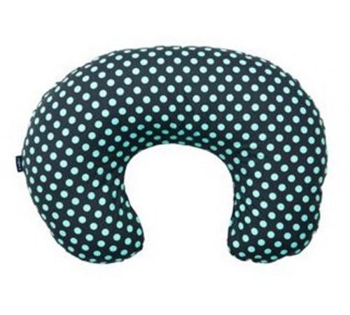 womar zaffiro perna pentru alaptare 140 comfort exclusive turcoaz-gri/buline