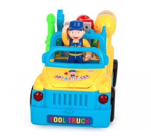 hola toys 6109 masina cu  instrumrnte