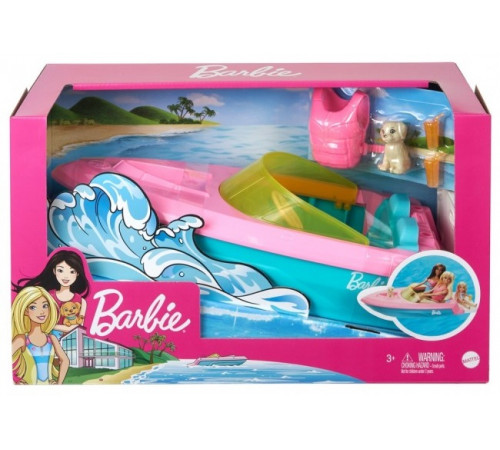 Детскиймагазин в Кишиневе в Молдове barbie grg29 Катер для Барби