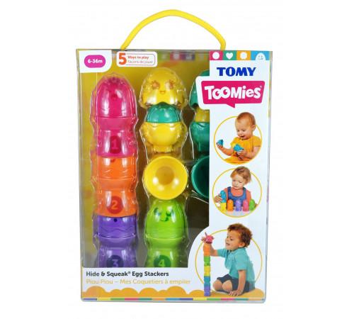 """Детскиймагазин в Кишиневе в Молдове tomy 27303 Игровой набор """"Яичная пирамида"""" e73083"""