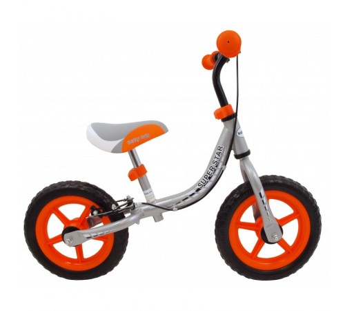 baby mix sw-wb-0022 bicicleta orange