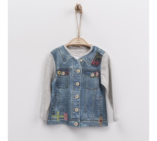 Imbracaminte pentru bebelușii in Moldova  kitikate s08135 bluza 3d w